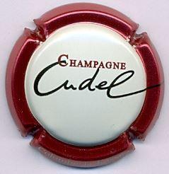 marron contour crème capsule champagne CUDEL